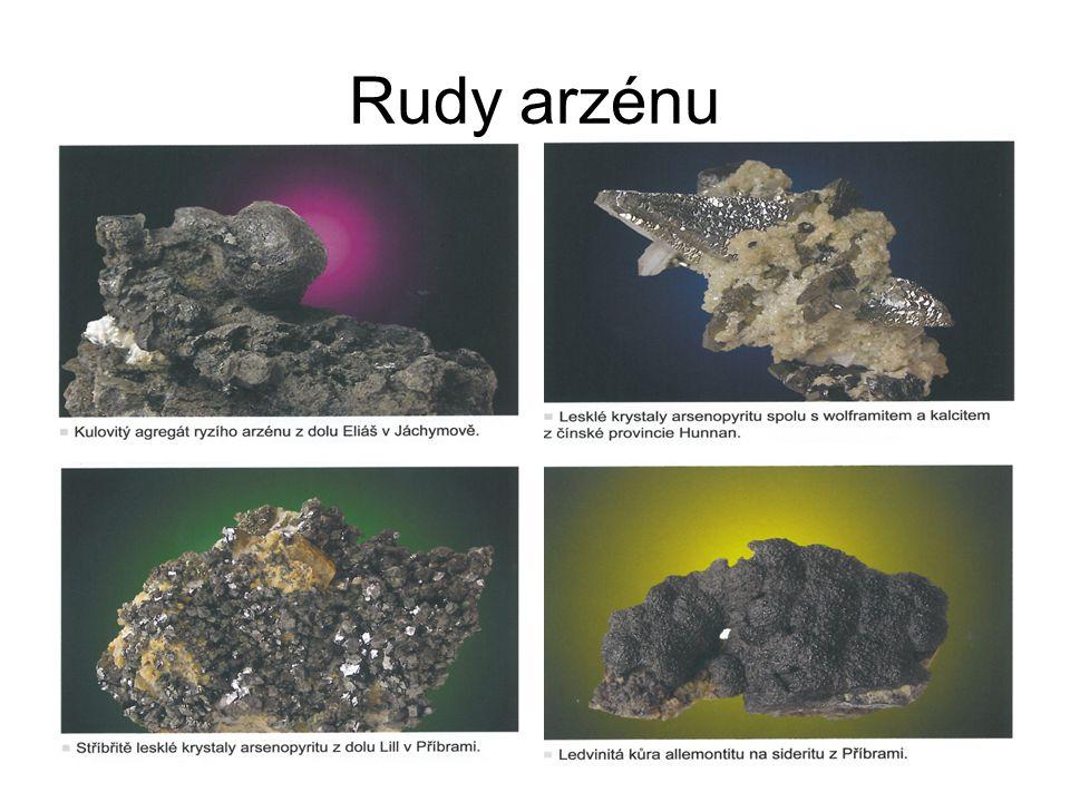 Rudy arzénu