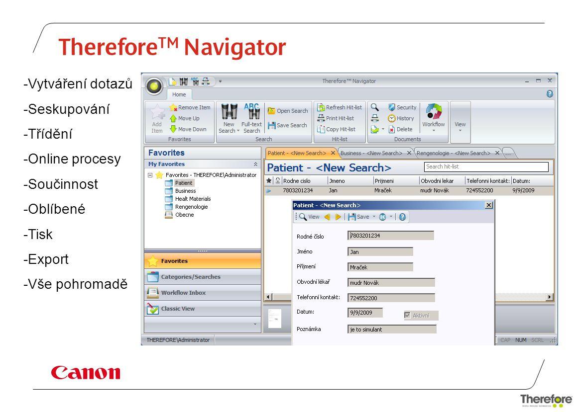 ThereforeTM Navigator
