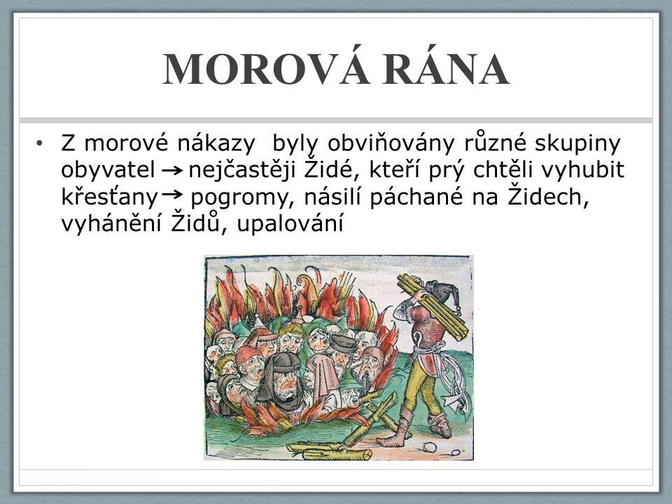 MOROVÁ RÁNA