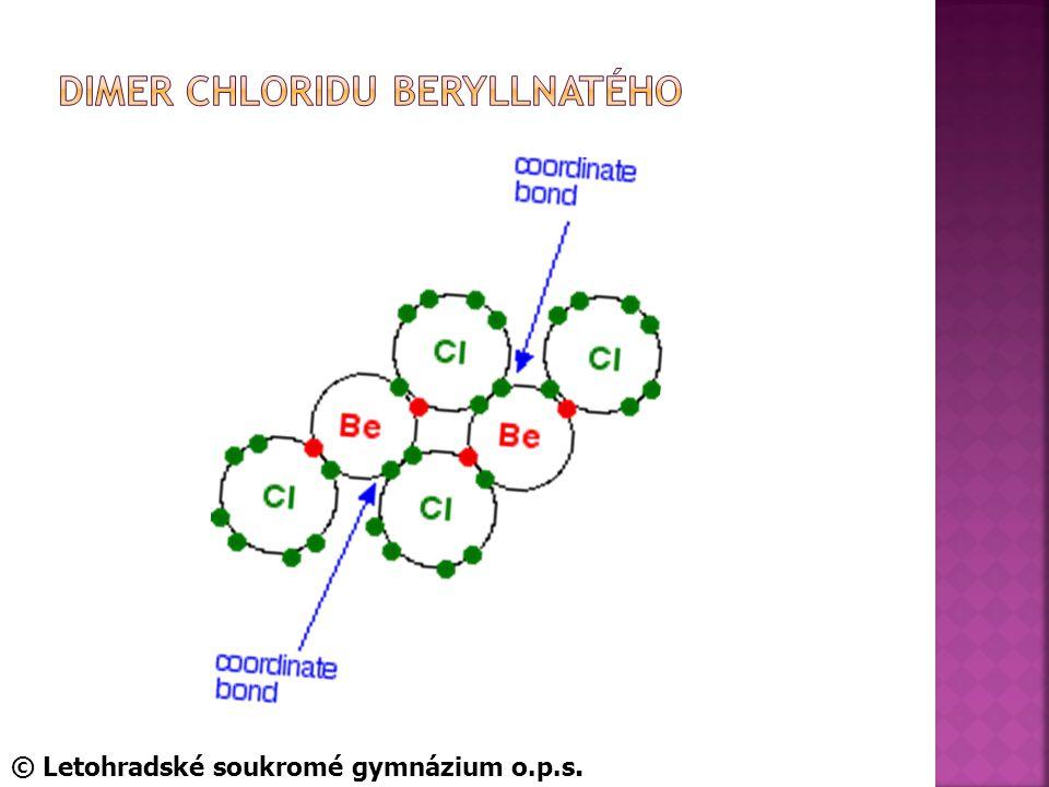 Dimer chloridu beryllnatého