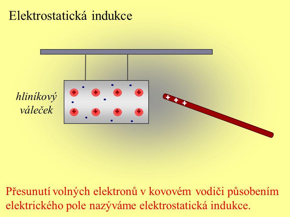 Elektrostatická indukce