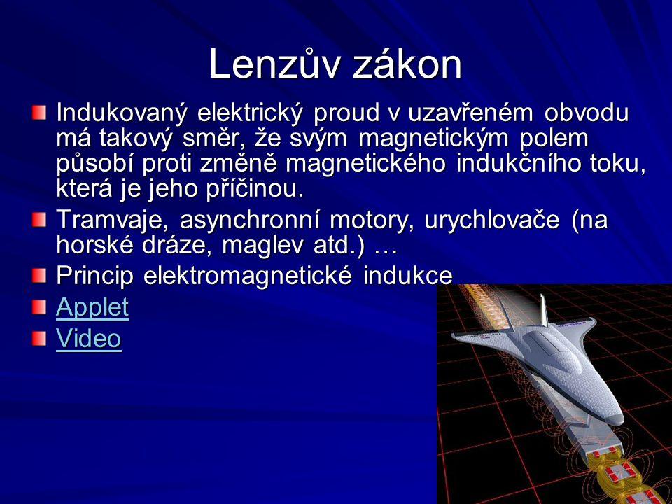 Lenzův zákon