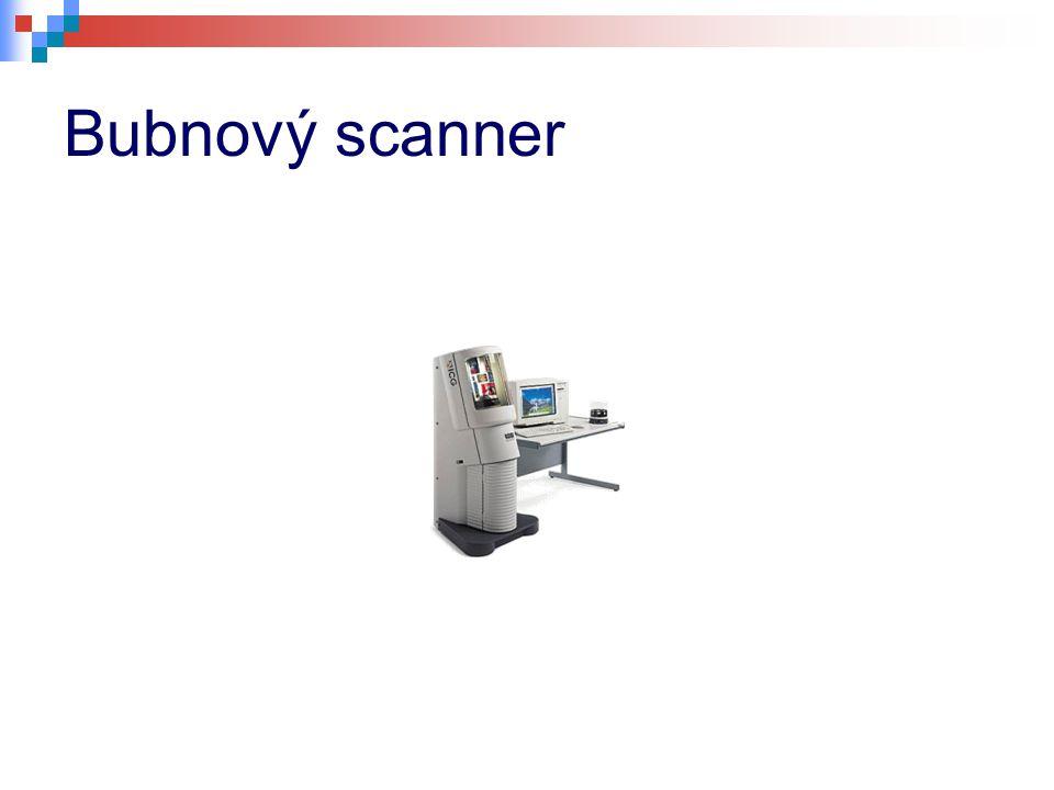 Bubnový scanner