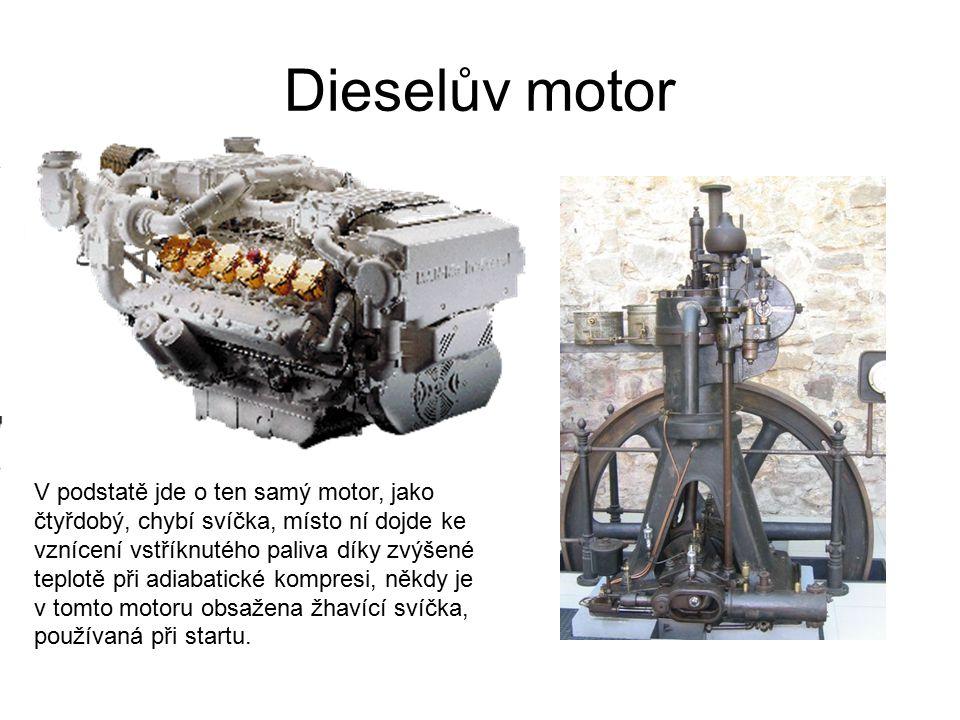 Dieselův motor