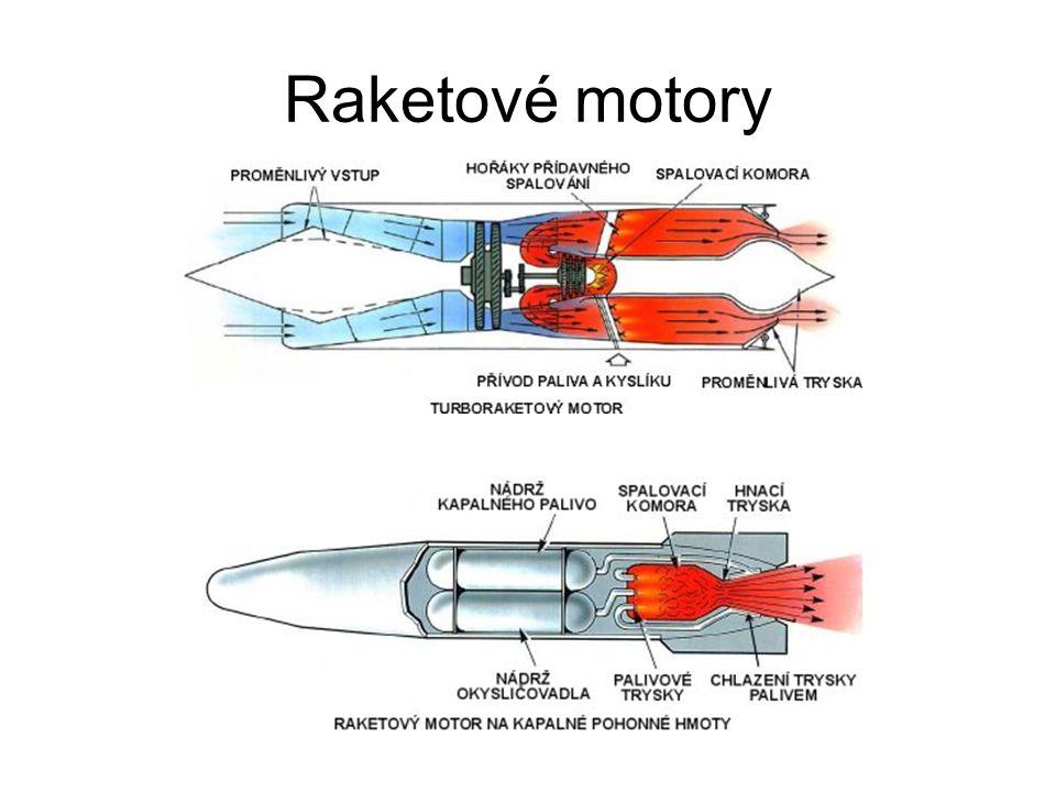 Raketové motory