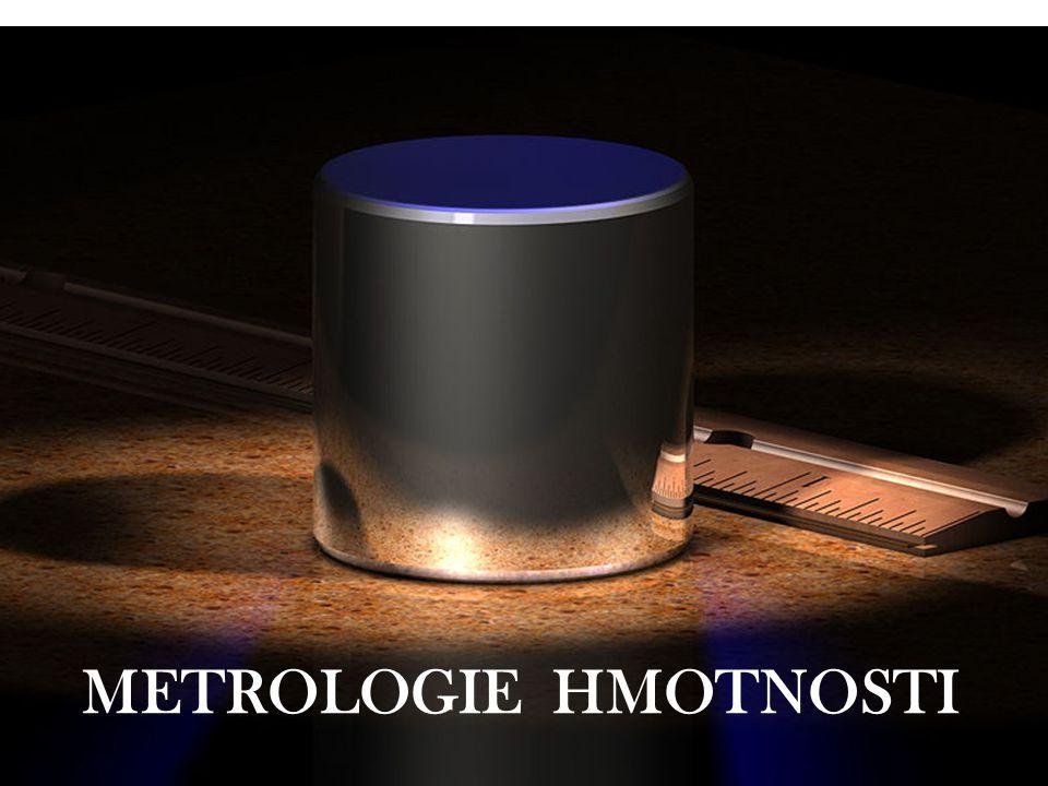 METROLOGIE HMOTNOSTI P8