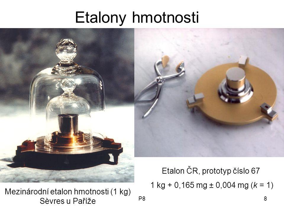 Etalony hmotnosti Etalon ČR, prototyp číslo 67