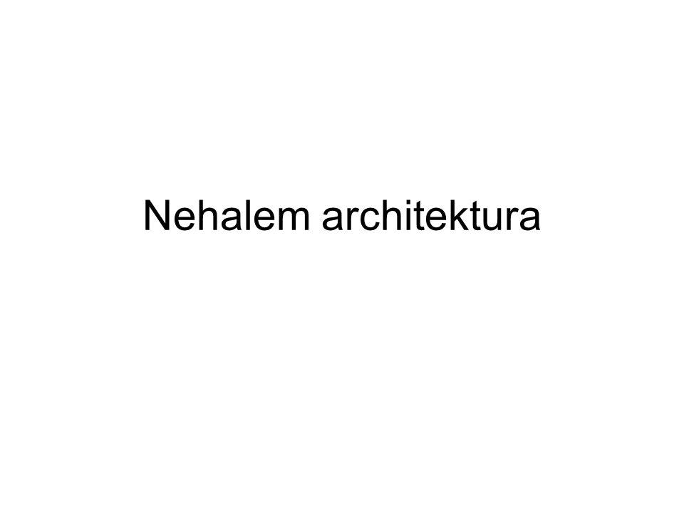 Nehalem architektura