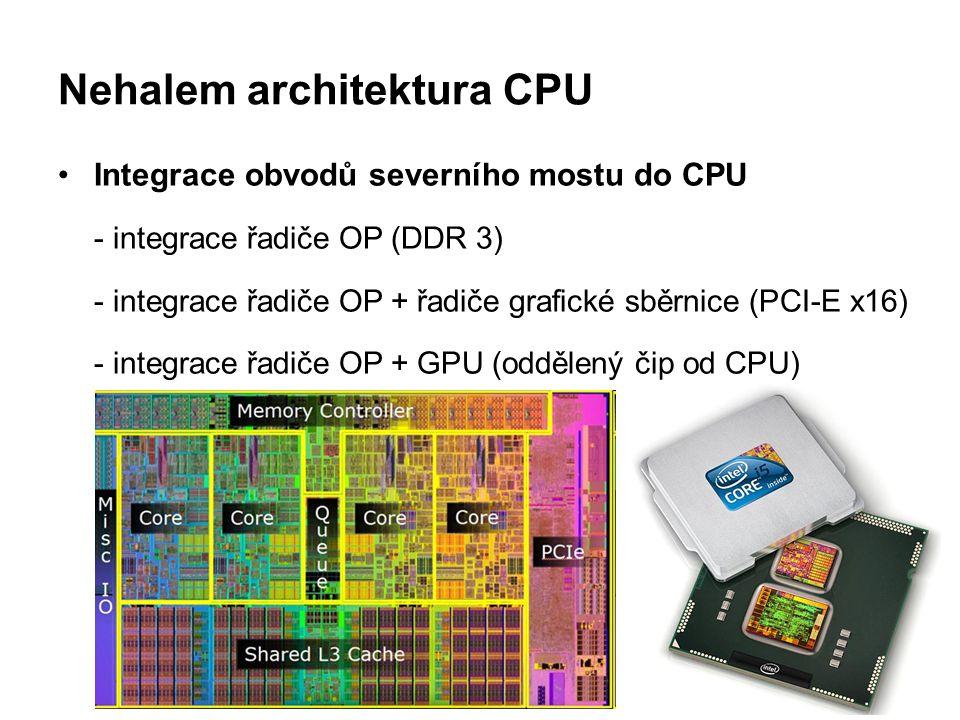 Nehalem architektura CPU