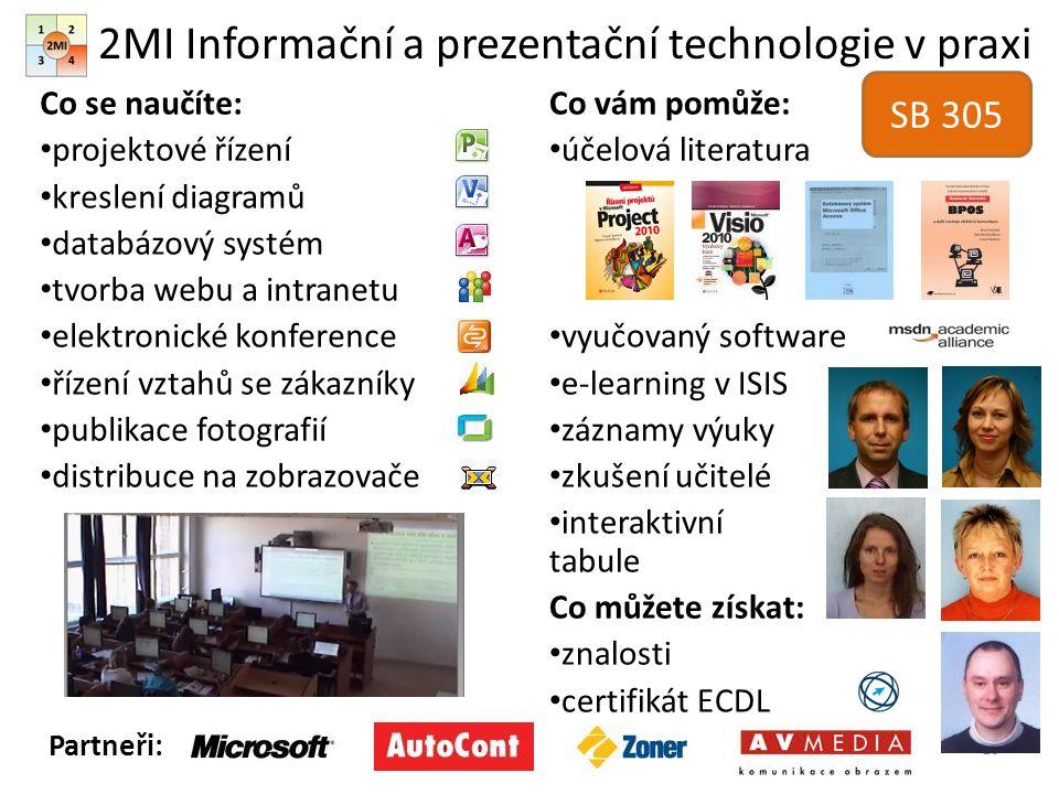 2MI Informační a prezentační technologie v praxi