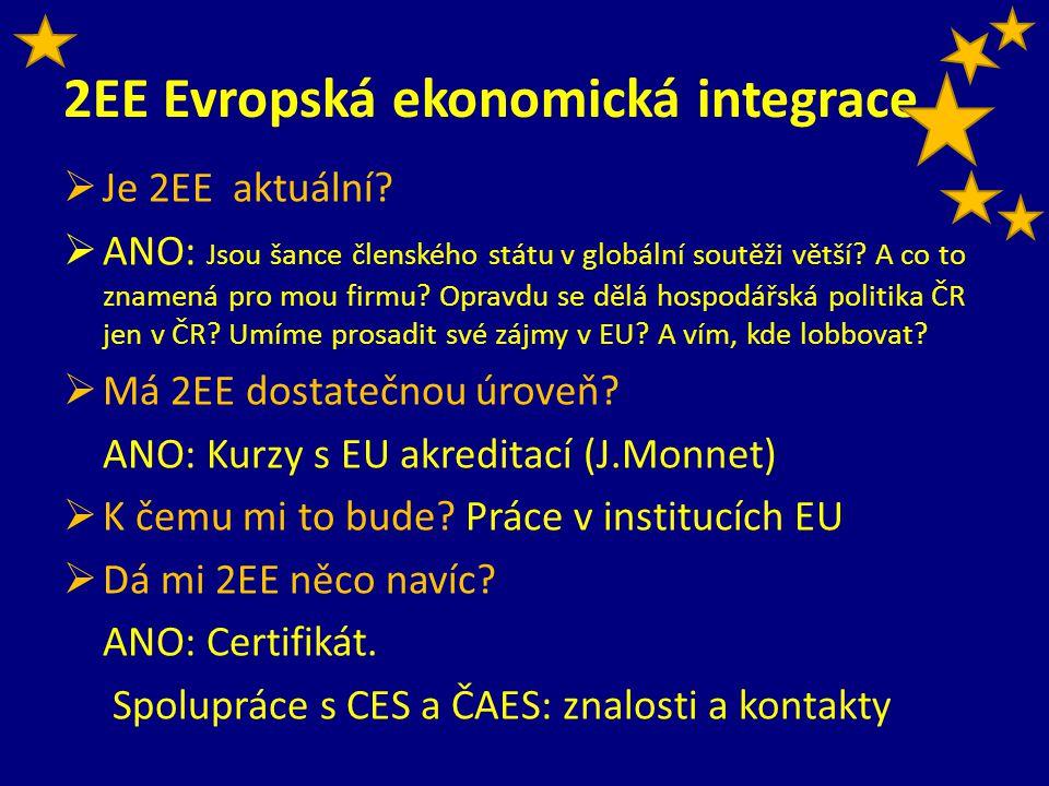 2EE Evropská ekonomická integrace