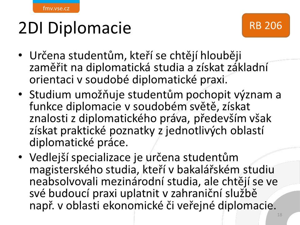 2DI Diplomacie RB 206.