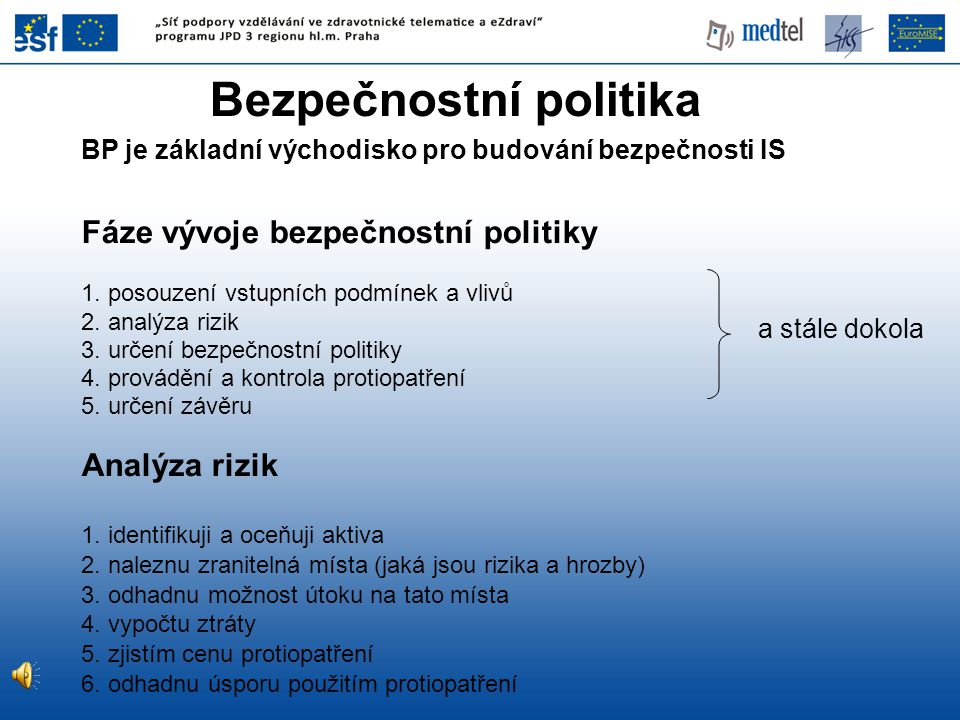 Bezpečnostní politika
