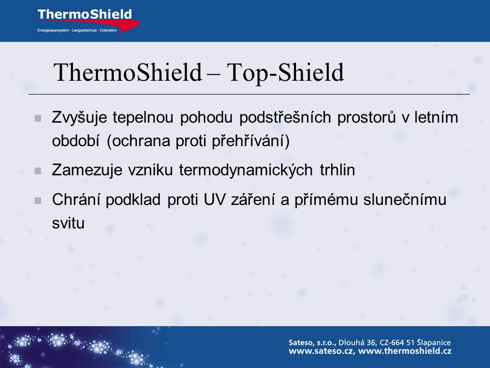 ThermoShield – Top-Shield
