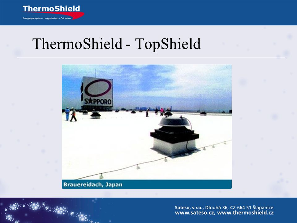 ThermoShield - TopShield