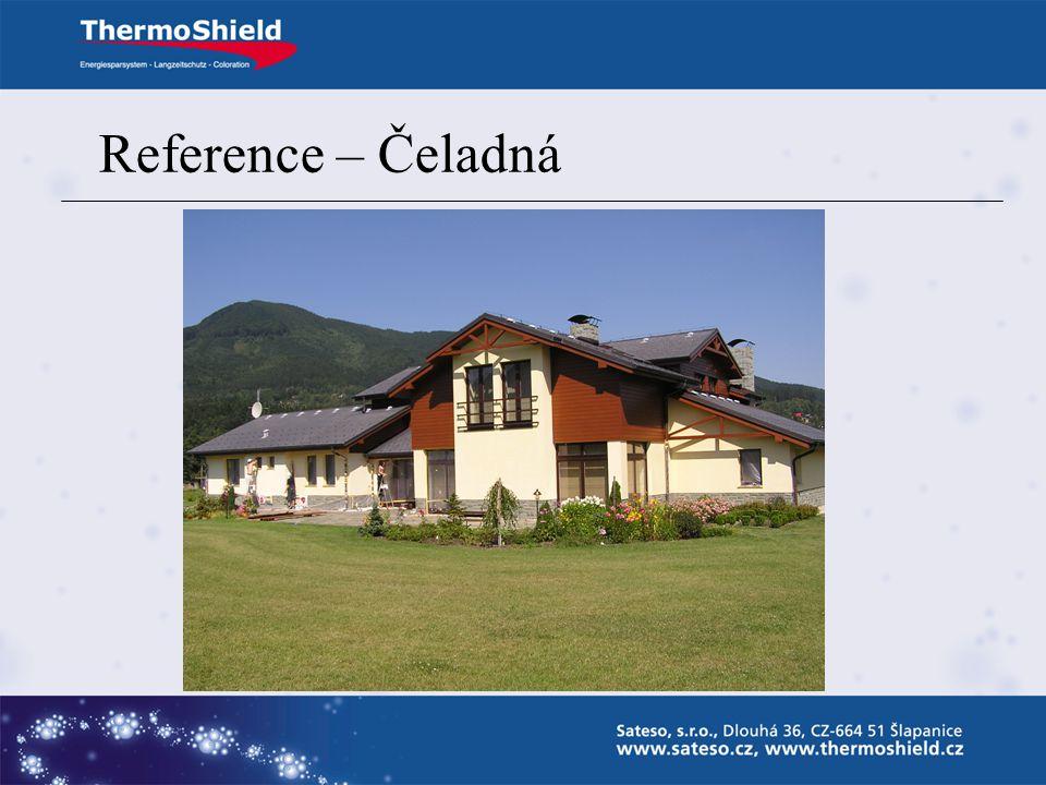 Reference – Čeladná