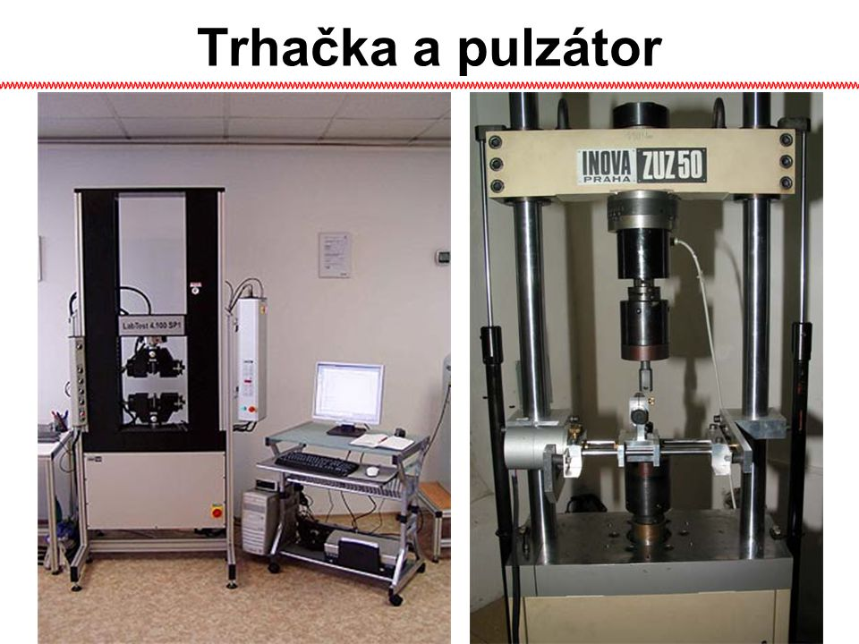 Trhačka a pulzátor