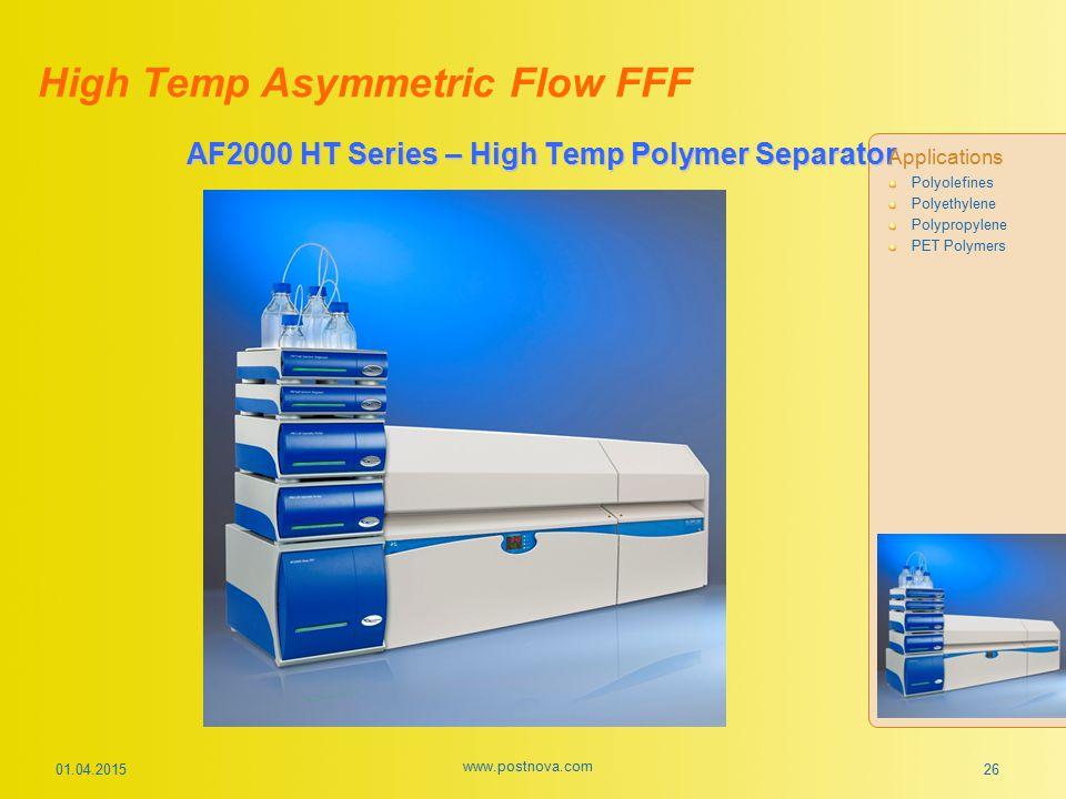 AF2000 HT Series – High Temp Polymer Separator