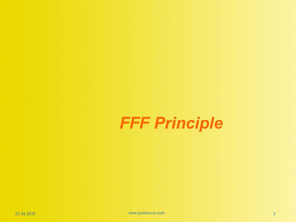 FFF Principle 09.04.2017 www.postnova.com 3