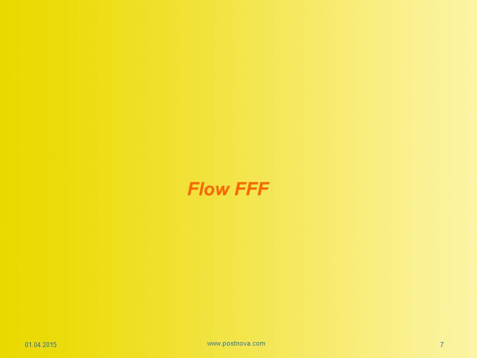 Flow FFF 09.04.2017 www.postnova.com 7