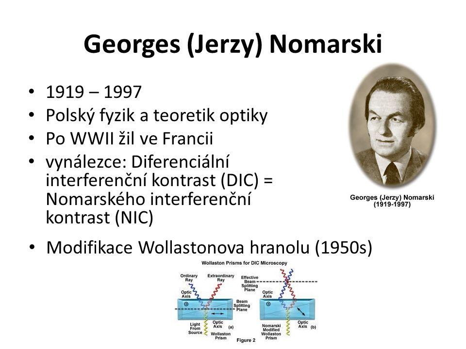 Georges (Jerzy) Nomarski