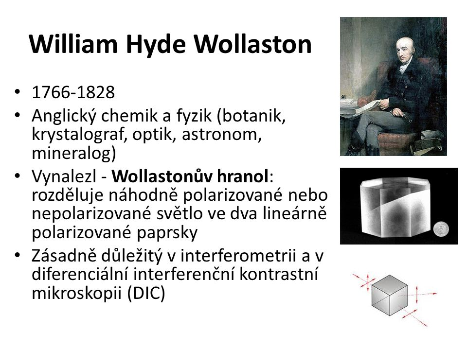 William Hyde Wollaston