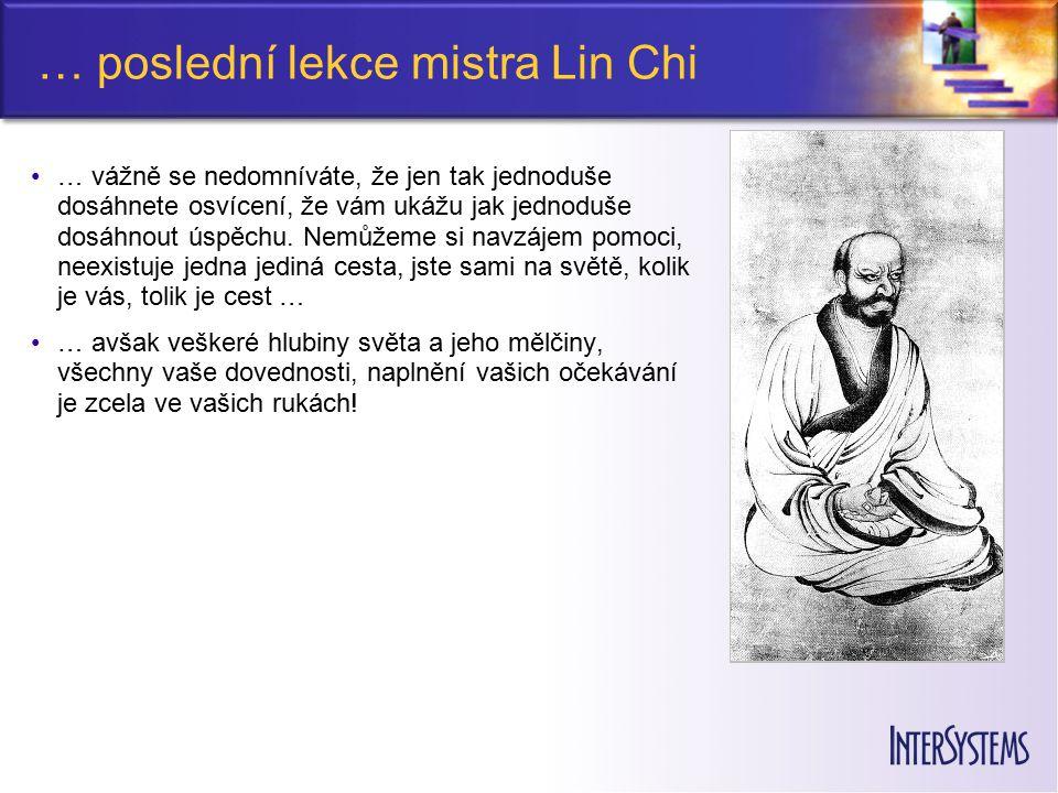 … poslední lekce mistra Lin Chi