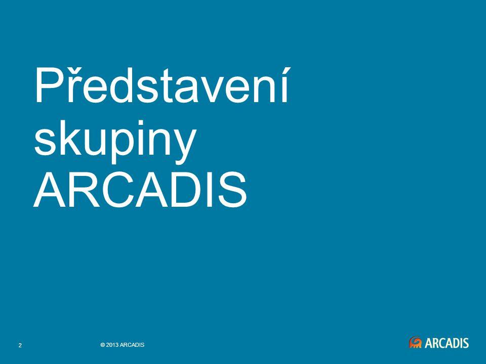 Představení skupiny ARCADIS