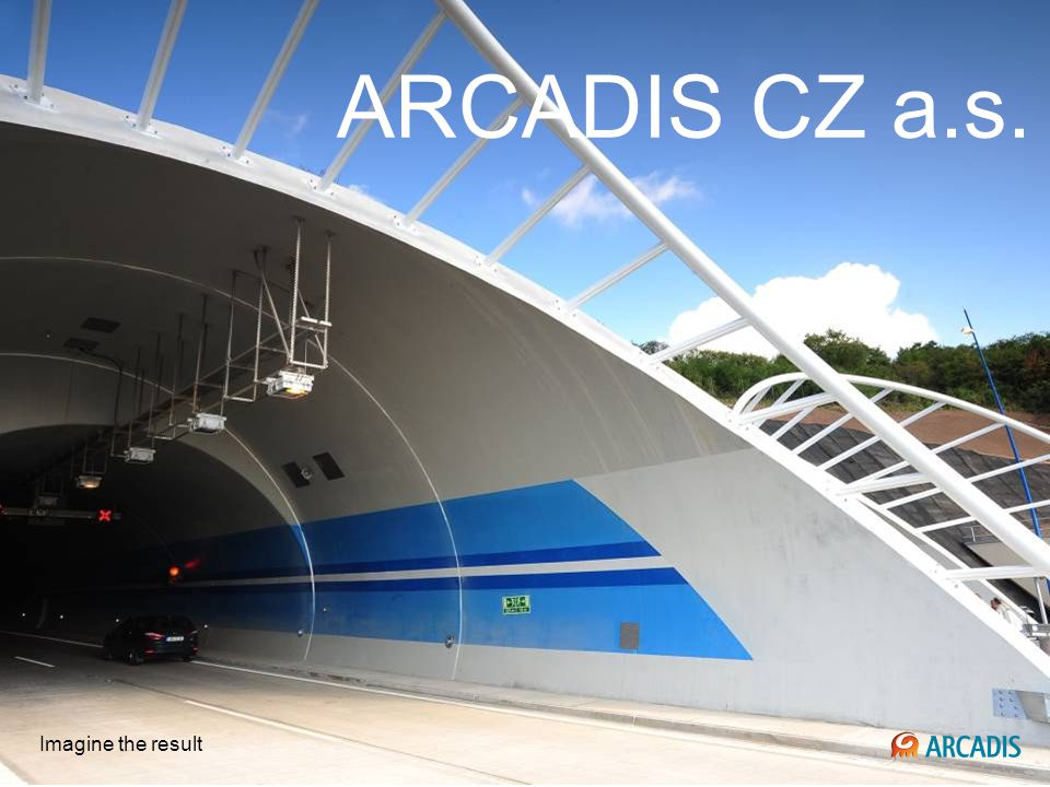 ARCADIS CZ a.s. Imagine the result