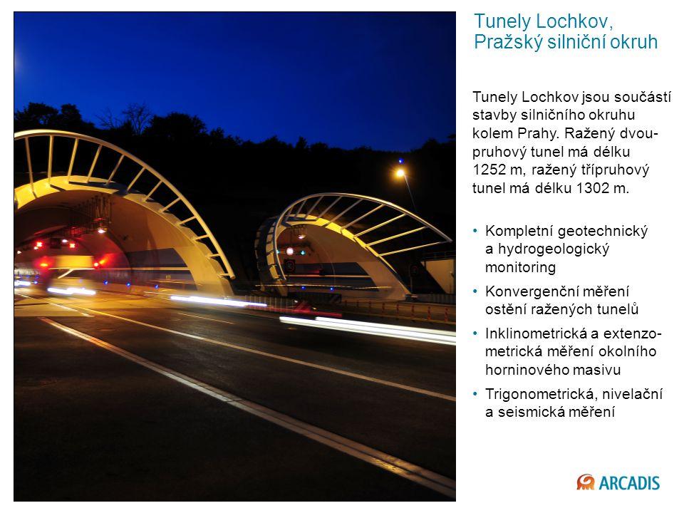 Tunely Lochkov, Pražský silniční okruh