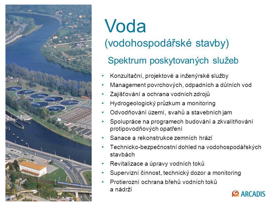 Voda (vodohospodářské stavby)