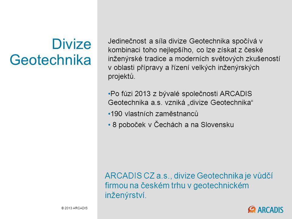 Divize Geotechnika