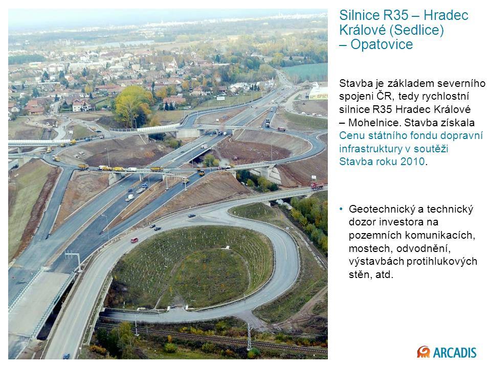 Silnice R35 – Hradec Králové (Sedlice) – Opatovice