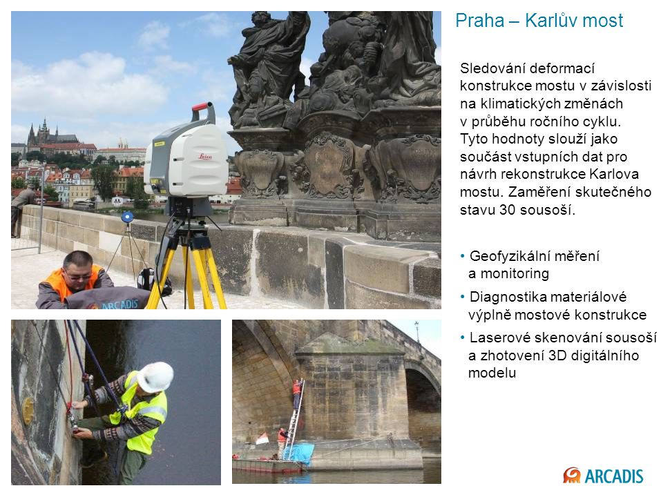 Praha – Karlův most