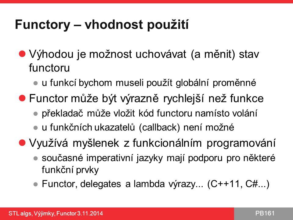 Functory – vhodnost použití