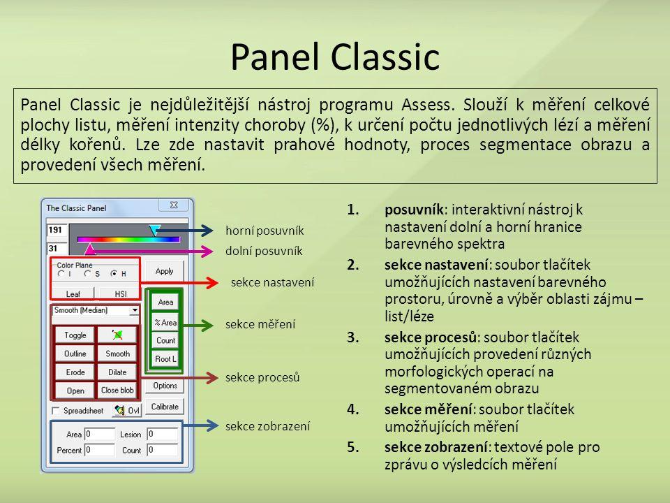 Panel Classic