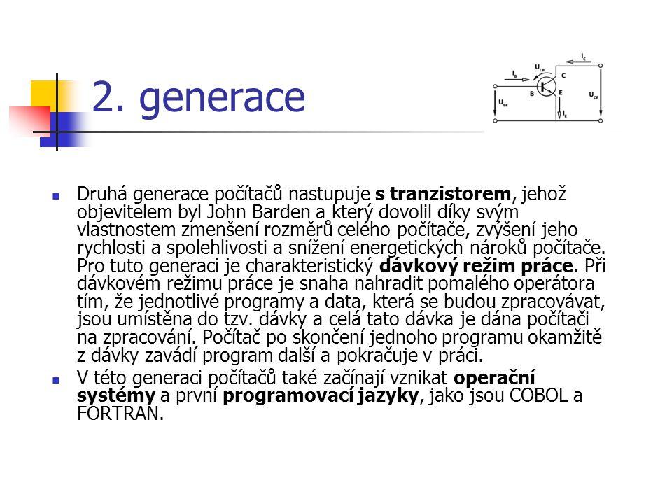 2. generace