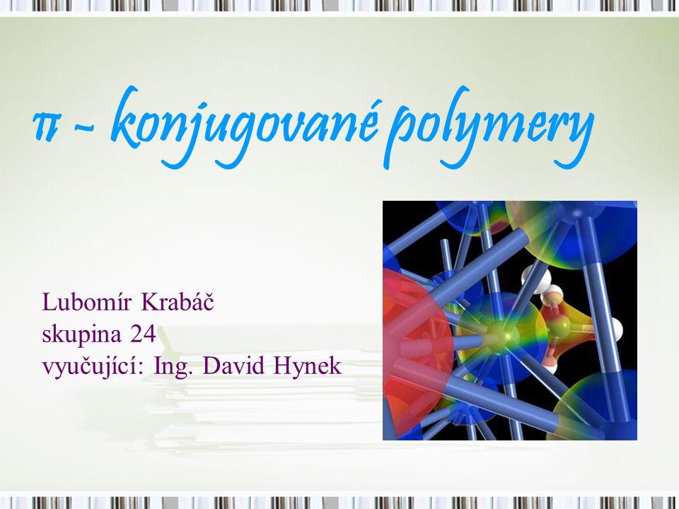 π - konjugované polymery
