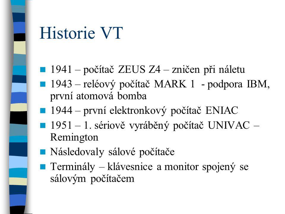 Historie VT 1941 – počítač ZEUS Z4 – zničen při náletu