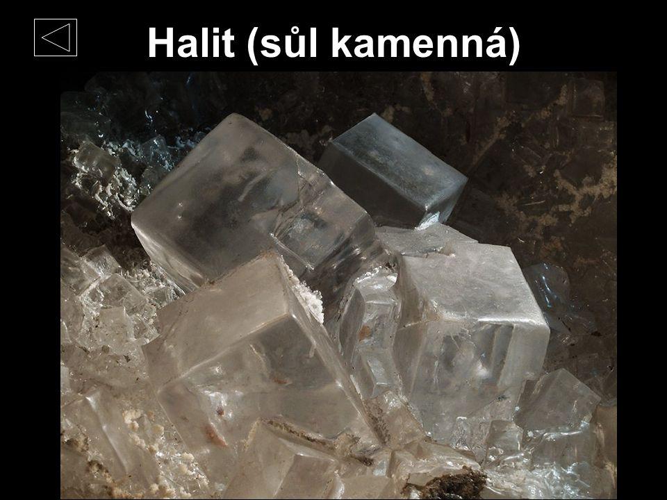 Halit (sůl kamenná) 22 22