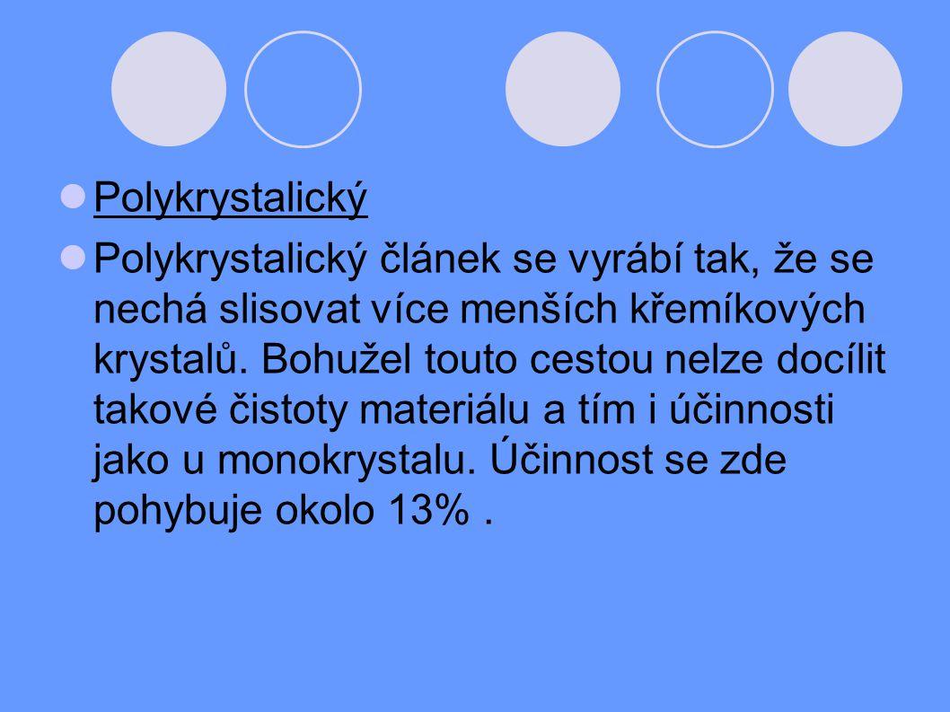 Polykrystalický