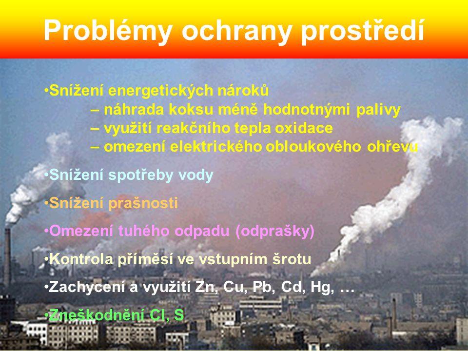 Problémy ochrany prostředí