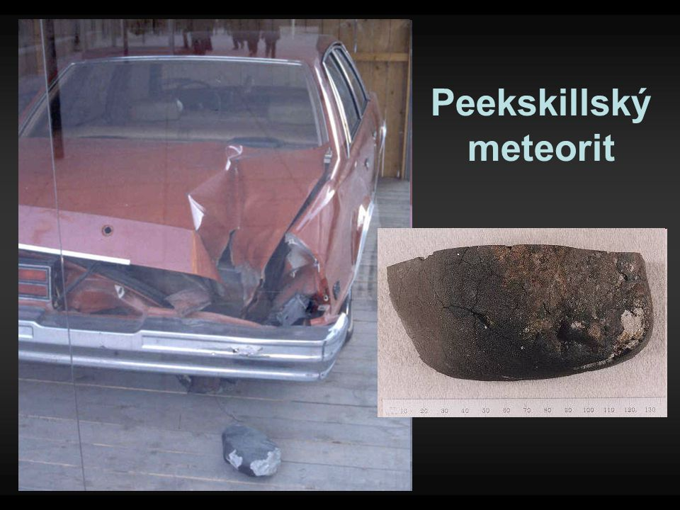 Peekskillský meteorit