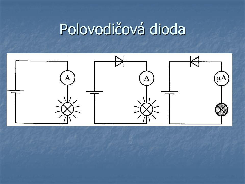 Polovodičová dioda
