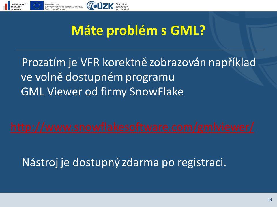 Máte problém s GML