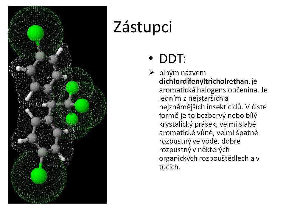 Zástupci DDT: