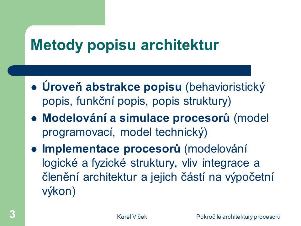 Metody popisu architektur