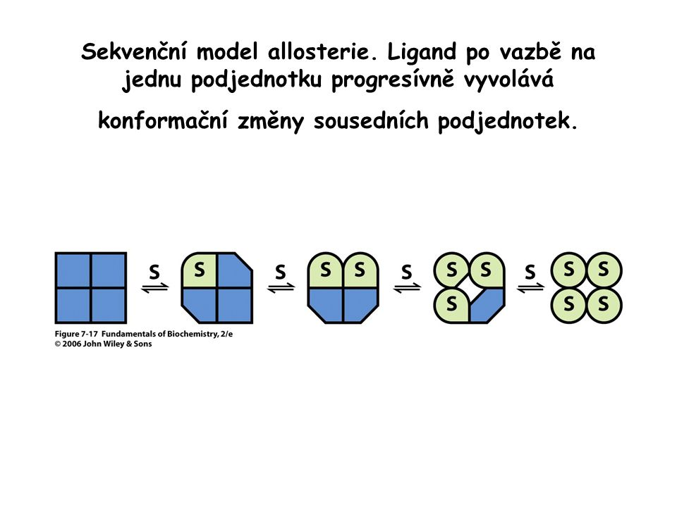 Sekvenční model allosterie