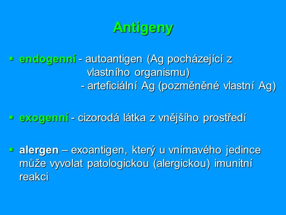 Antigeny
