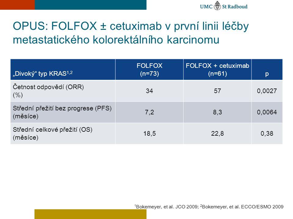 FOLFOX + cetuximab (n=61)